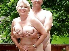 bbw érlelődik, nagyik, élő párok a nudista életmód