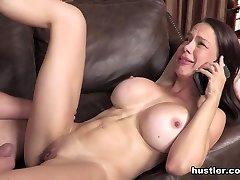 mckenzie lee em cougar creampie - hustler