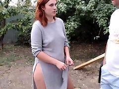 stecken im hinterhof