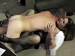 Mais quente pornstar no incrível maduro, creampie filme de sexo