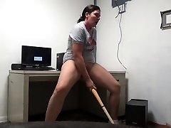 jag knullar min bat