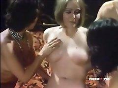 Lesbisch Verführung eines Hetero-Paar 1973