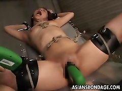 Japonés esclavitud de la máquina de mierda