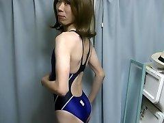 kék racingswimsuit (CD)