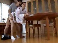 Japanische Hausfrau Braucht Spaß...F70