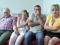 Viejo Y Joven Cuarteto Caliente De La Abuelita