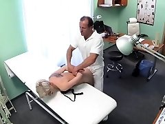 Horny physician stalks his prey