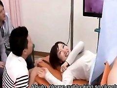 مترجمة اليابانية العيادة الطبية الداخلية المهبل الكاميرا