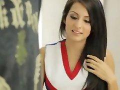 Teen Morena Metendo Com Força,Por Blondelover