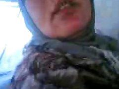 araabia naine doggy