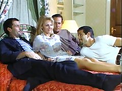 Vince, Tom, Marc and the British Bombshell ((FYFF))