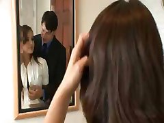 Clips of these secretaries doing a service for their bosses