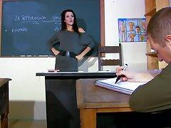 Teacher Fucks Her Student - Kemaco Studio