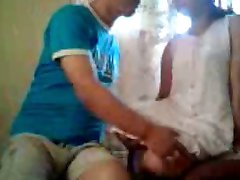 Desi North East Wife Hot Sex with Husband on Bed