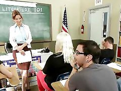 Hot Teacher's Extreme DP