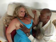 BBW con Cuckold Marito Guardando