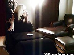 Il Fumo Cattivo Hardcore Kinky Cagna