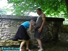 Io Scopare Mia Sfacciata Moglie Nel Parco