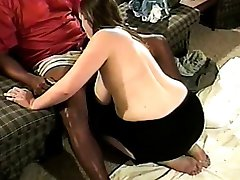 Peituda ruiva esposa fica preta 1