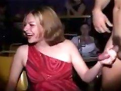CFNM Wild Girls at Hen Party 2