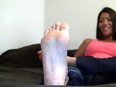 Tai tüdruk's jalad
