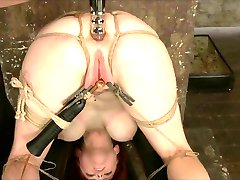 redhead tied and tortured 3 of 3