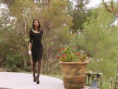 Seduced By A Black Woman Adriana Malao, Paris Lincoln