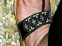 vanaema jalad
