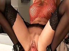 Luxurious Pussy Fisting Gaping  Stretching Cunt