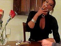 Sexy Fumatori VS 120's e Masturbazione con la mano