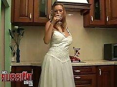 Russische bruid Laki