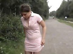pubblico ragazza