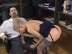 My Secretary Wants Me To Taste Her Ass