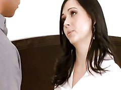 Doce menina Angell Summers e Rocco Reed