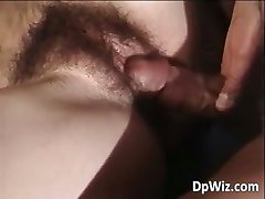 Big breasted amateur slut got her hairy part6