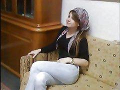 Türgi-araabia-aasia hijapp mix foto 17