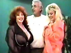 Vintage FFM Threesome Küpsed Naised