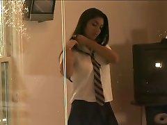 Leah Jaye - Hot Desi Schoolgirl