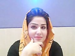 Quente Paquistanês Meninas falando sobre Muçulmano Paki Sexo em Hindustani