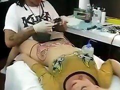 Orgasm by Tattoo