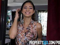 propertysex - glamour agent imobiliar anulează casă deschisă la dracu client