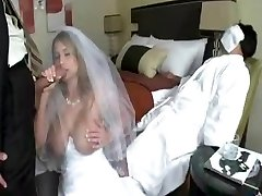 guy screw bride while grooms didn't awake