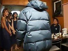 Finest Japanese model Sakura Sakurada, Rui Ohtsubu, Yuri Shiroyama in Horny Cumshot, Couple JAV episode