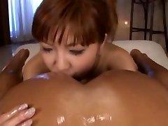 素晴ら日本slutミク小日田に暑いマッサージ、カップルJAVシーン