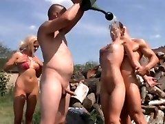 nudismul de vară, festivități