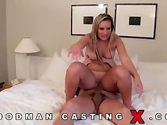 Jokey face in her first anal plumb