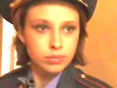 Sex secrets of Russian po-pos - Soviet cops fucking like crazy