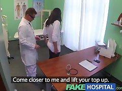 fakehospital medicii magic cocoș produce vocal orgasme de la pacient excitat