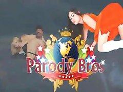 Beautiful Seventies Porn Parody
