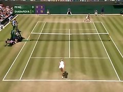 Maria Sharapova Sexy Grunting and Interview
